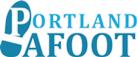 Portland Afoot logo
