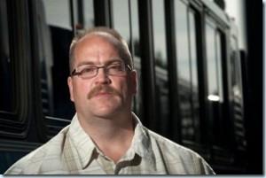 TriMet union president Bruce Hansen