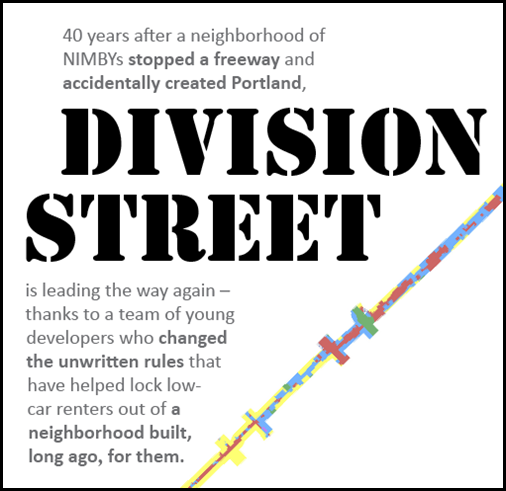 Our October cover story: Division Street