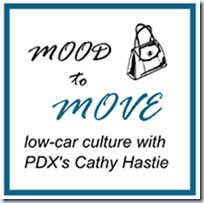 low-car culture with PDX's Cathy Hastie